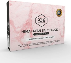 POHS Himalayan Salt Block