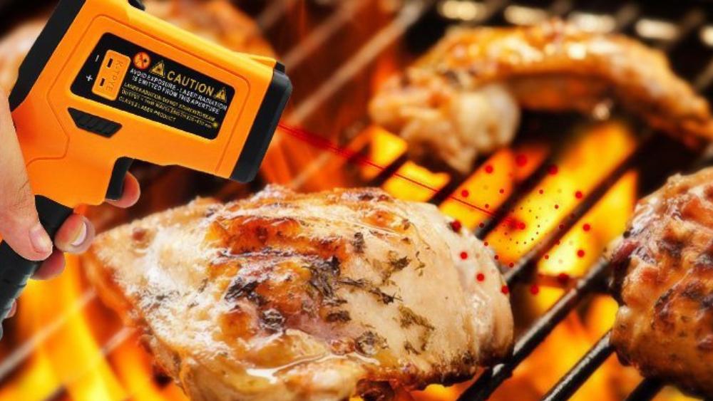 laser thermometer amazon