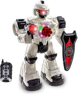 WolVol 10 Channel Remote Control Robot