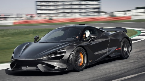 2020 McLaren 765 LT