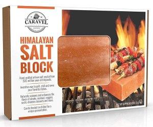 Caravel Gourmet Himalayan Salt Block