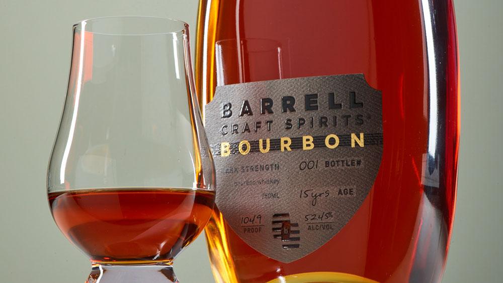 Barrell Craft Spirits Bourbon
