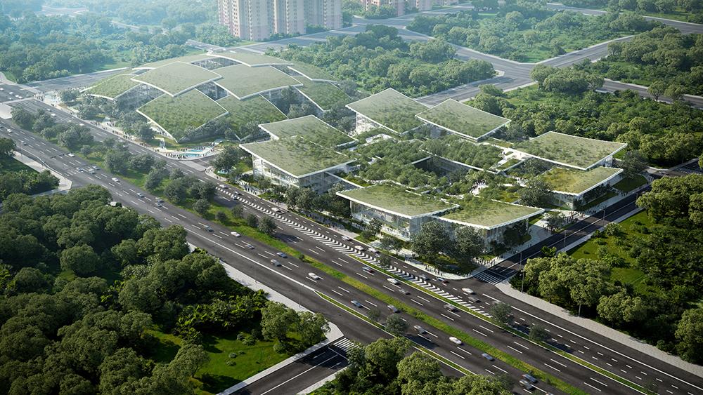 robbreport.com - Rachel Cormack - Bjarke Ingels Is Designing an Artificial-Intelligence-Based 'Smart City' in China