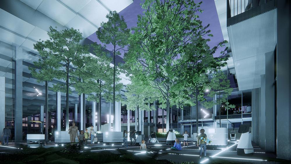 Bjarke Ingels Group AI CITY