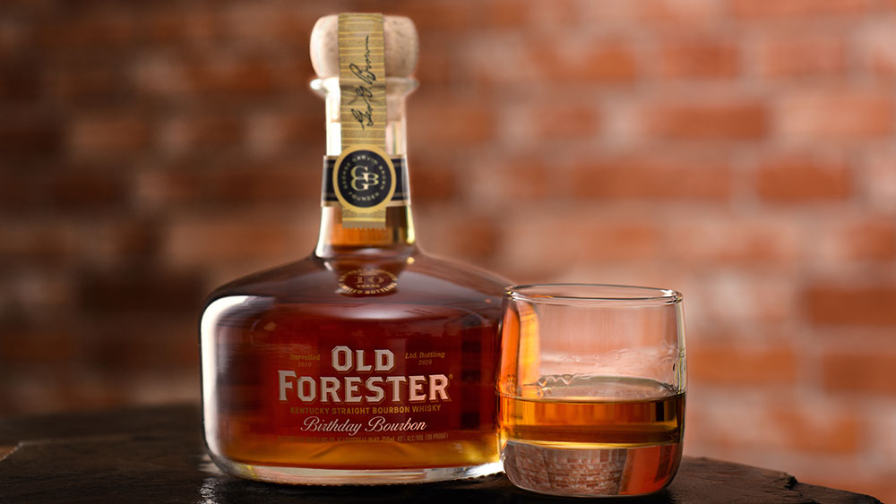 Birthday Bourbon