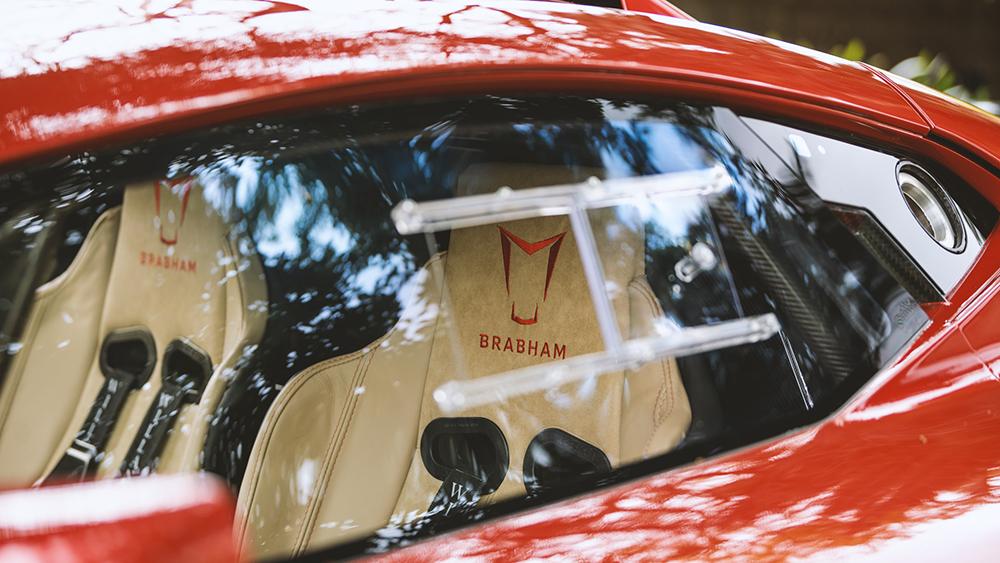 Brabham BT62R Supercar