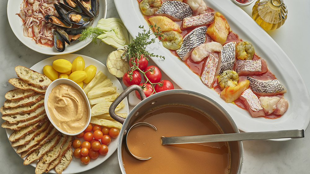 Daniel Boulud Kitchen Meal Kit