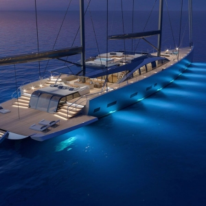 Dixon Yacht Design Project 175