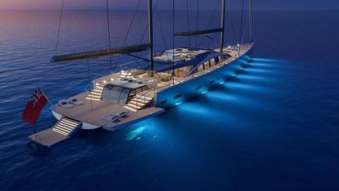 Dixon Yacht Design Project 175