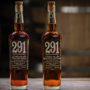 Distillery 291 whiskey