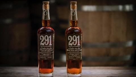 Distillery 291 whiskey