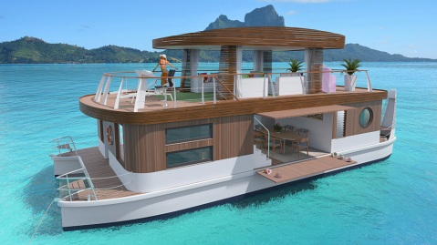 ELYT Luxury Catamaran