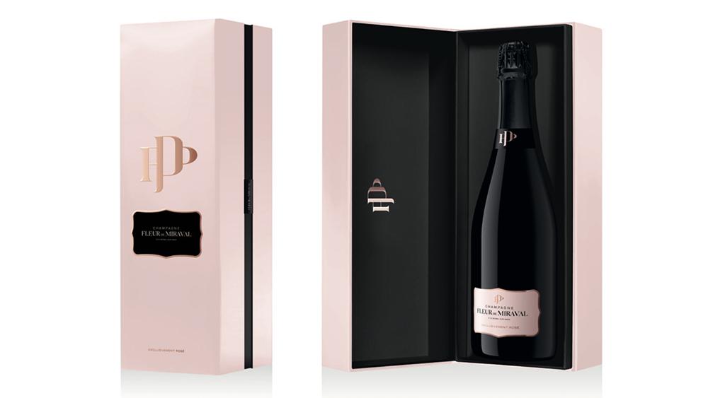 Champagne Fleur de Miraval