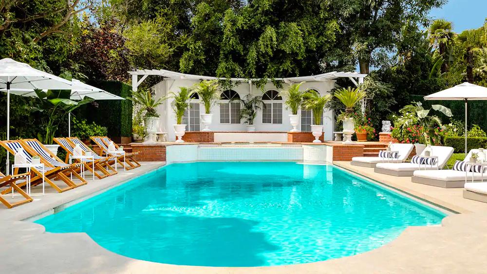 Fresh Prince Bel-Air Mansion Airbnb