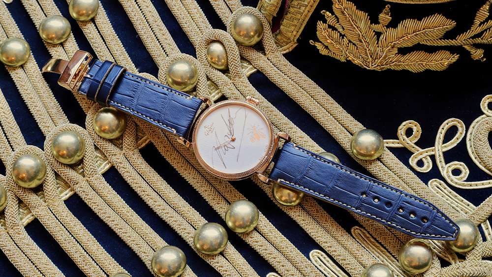 Golay-Spierer Napoleon Bonaparte Watch
