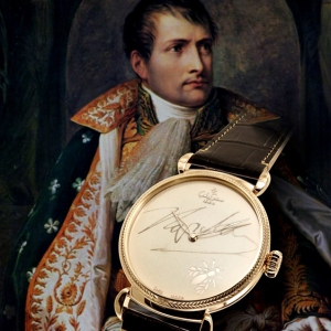 Golay-Spierer Napoleon Bonaparte Watch