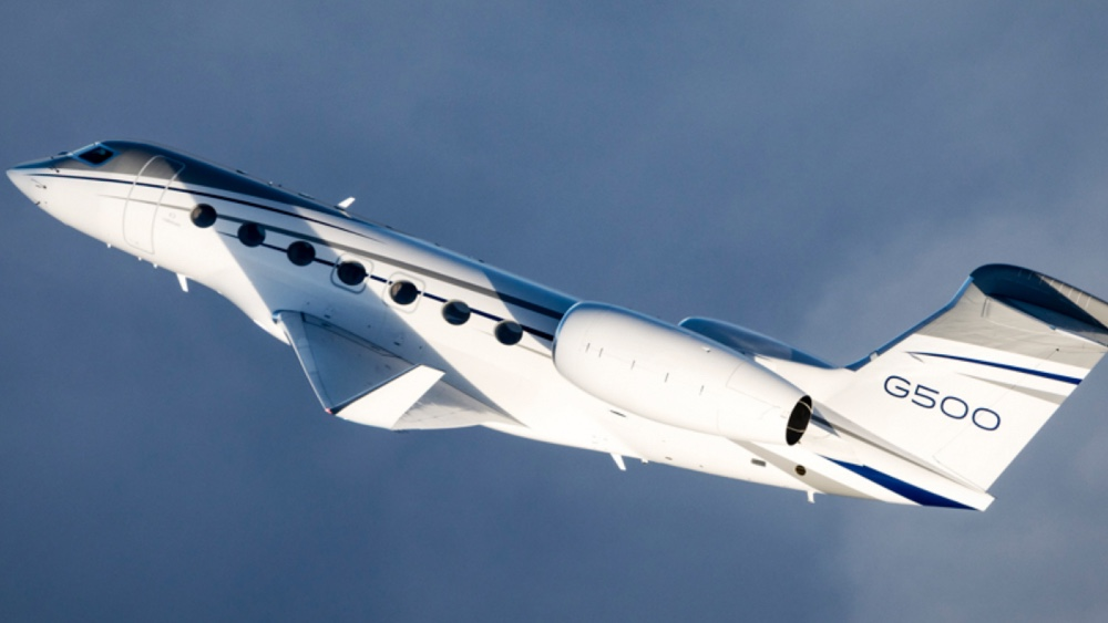 Gulfstream G500 In Concierge Program