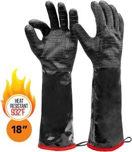 Heatsistant BBQ Gloves