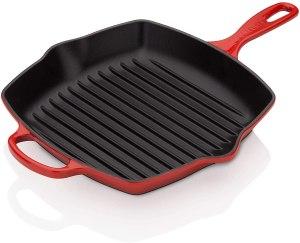 Le Creuset grill pan Amazon