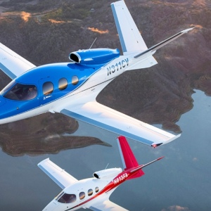 Cirrus Jet VisionAir Concierge Program
