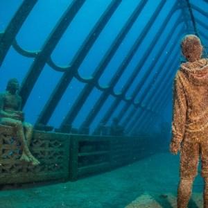 Museum of Underwater Art, Australia