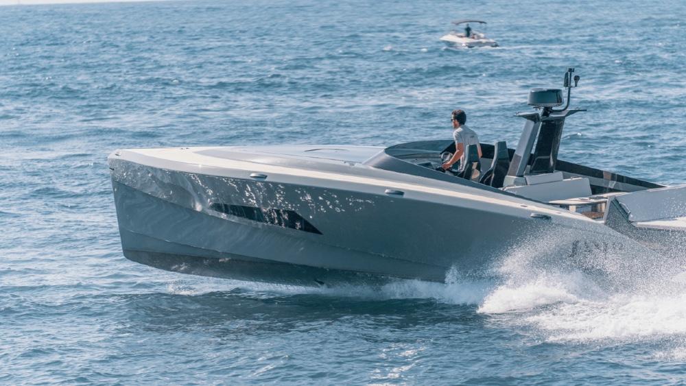 Say 42 Yacht
