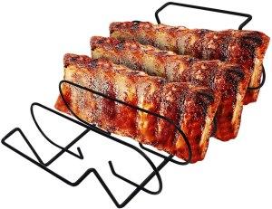 Leadrise BBQ Rib Rack