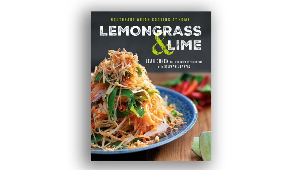 Lemongrass and Lime cookbook leah cohen