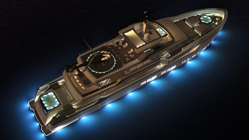 Lovesong Superyacht