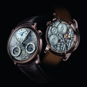 MB&F x Eddy Jaquet Watch