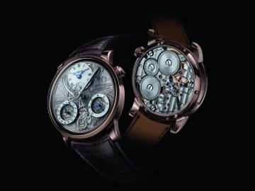 MB&F x Eddy Jaquet Watch
