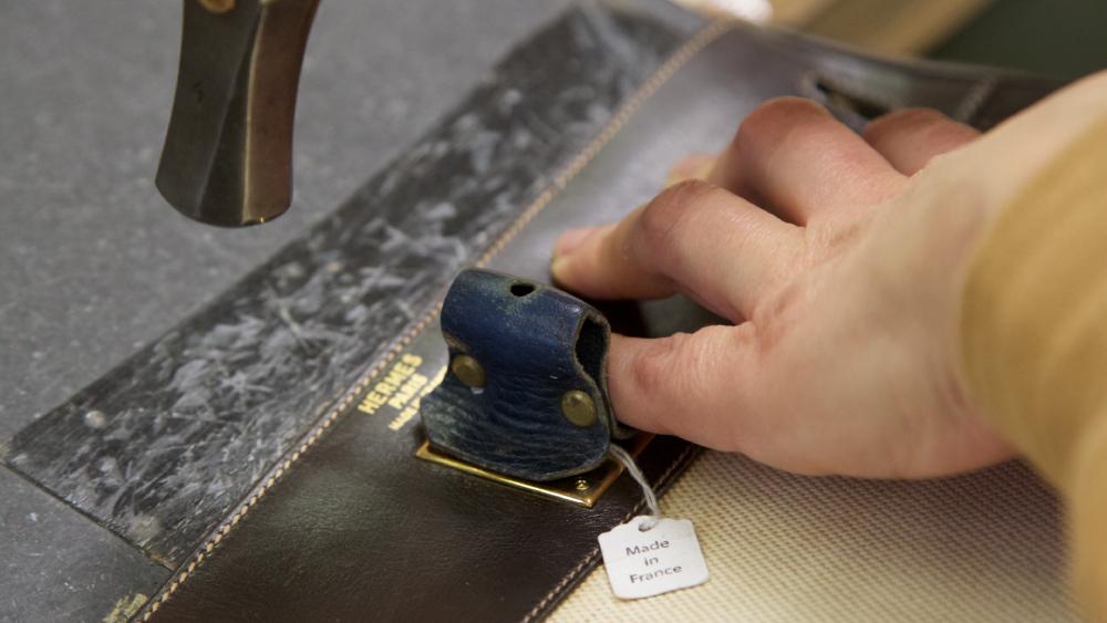hermes bag repair
