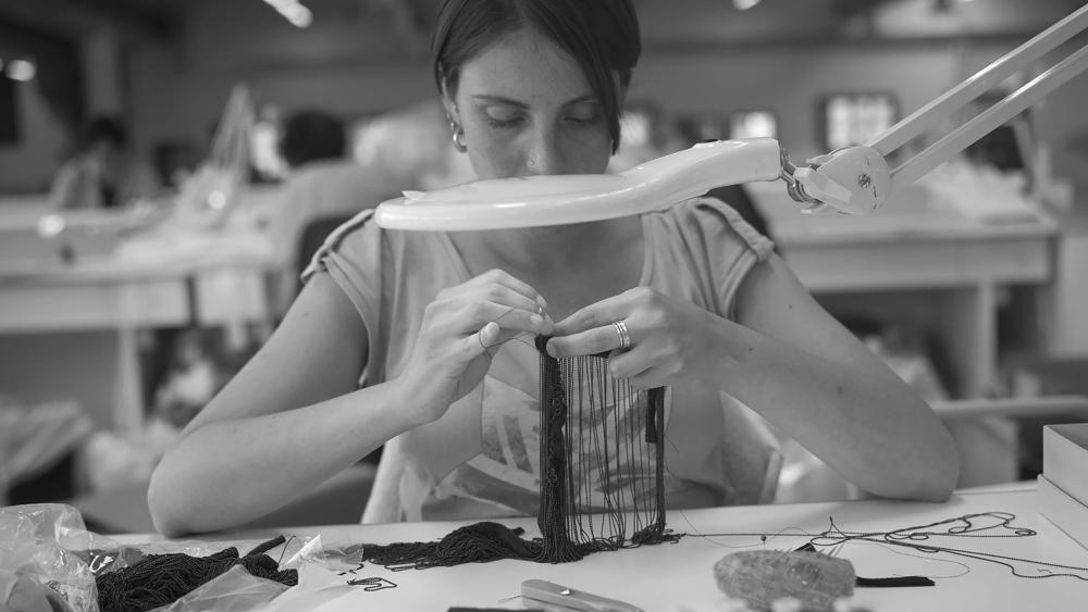 Brunello Cucinelli knit repair