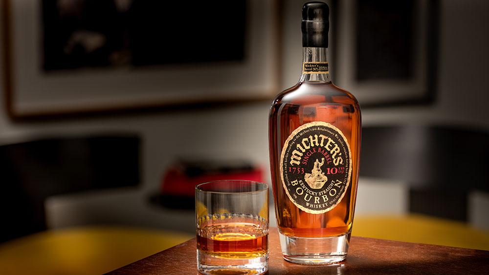 Michters 10 Year Bourbon