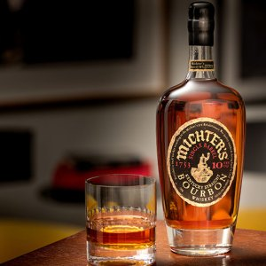 Michters 10 Year Bourbon