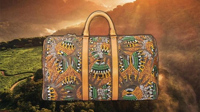 The Rwanda inspired 'Million Voices' bag