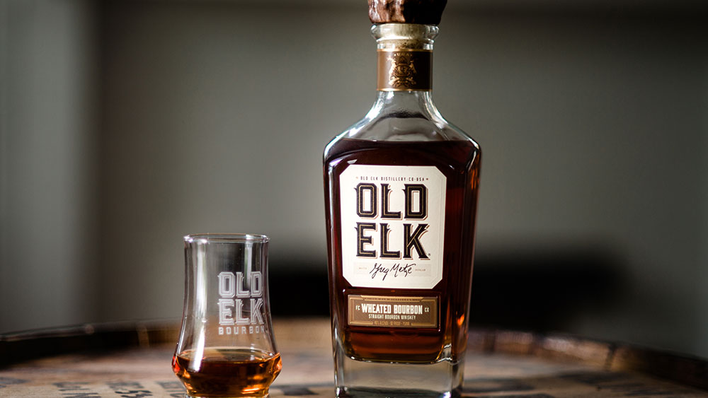Old Elk Wheated Bourbon