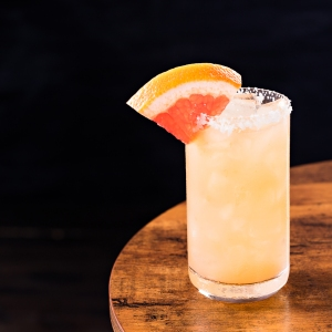 Paloma tequila cocktail grapefruit