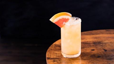 Paloma tequila cocktail grapefruit
