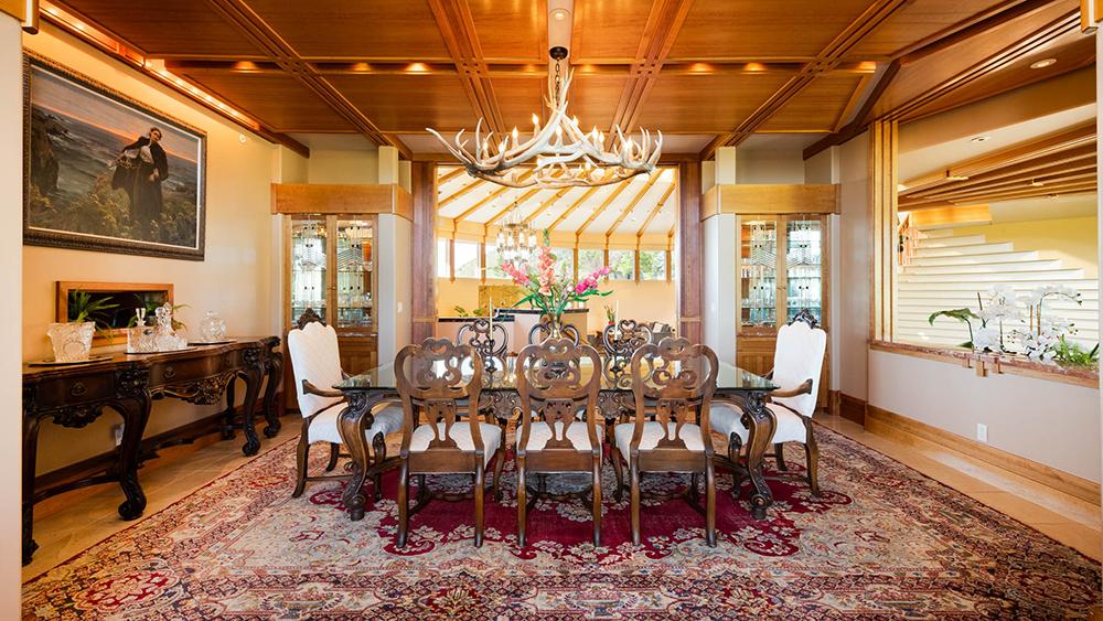 Perry Odak Colorado Mansion