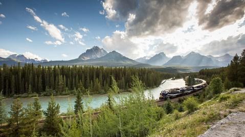 Canada Coast to Coast Rail Adventure
