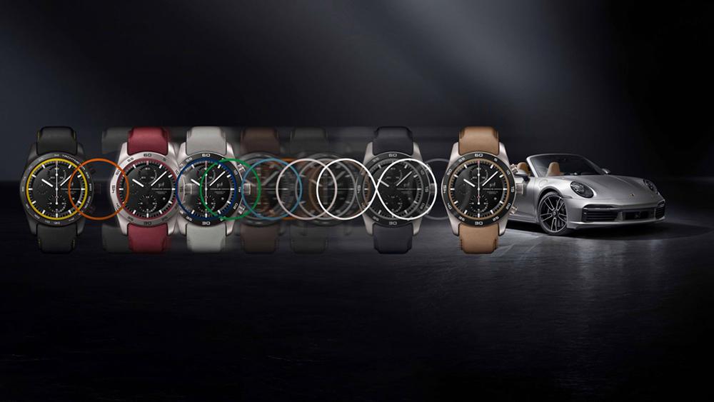 Porsche Design Custom Timepieces