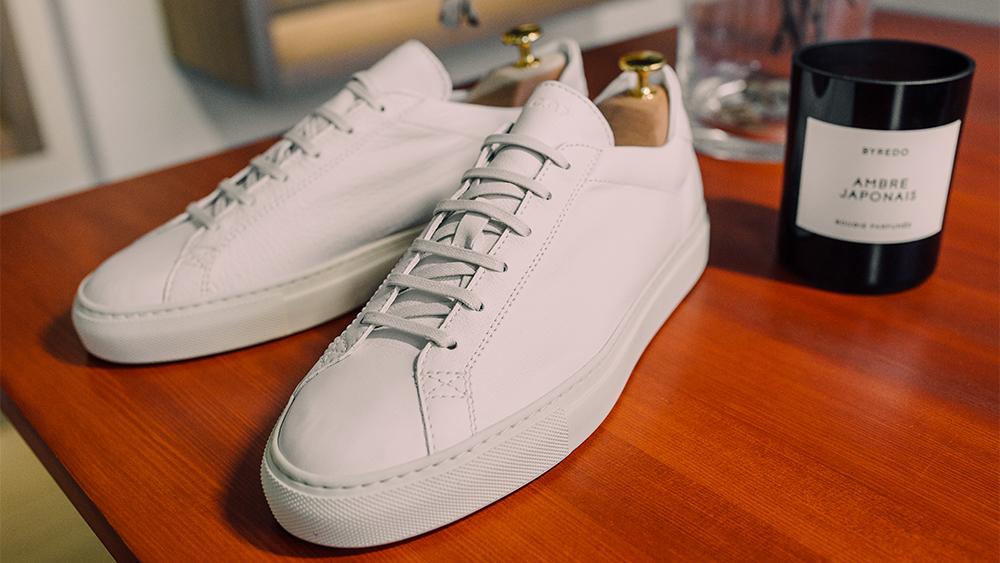 CQP's Racquet SR sneaker