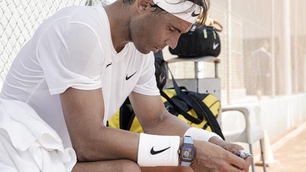 Richard Mille Rafael Nadal tourbillon