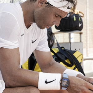 Richard Mille Rafael Nadal tourbillon