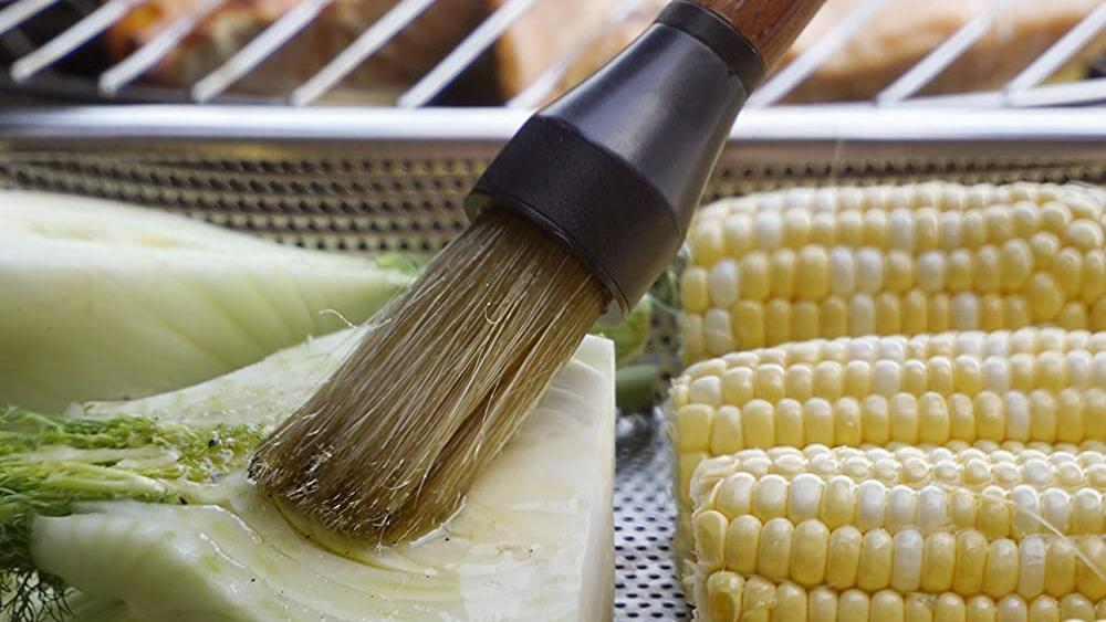 RSVP International BBQ Basting Brush