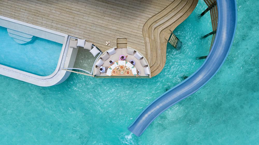 Soneva Fushi Overwater Villa