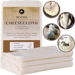 Sceng cheesecloth