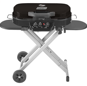 Coleman Portable Stand-Up Propane Grill