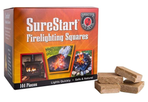 Meeco's Red Devil Firelighting Squares